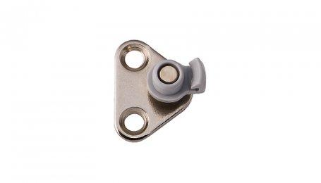 Крепление  Maxi к  фасаду c алюминиевой рамкой шириной 20 мм