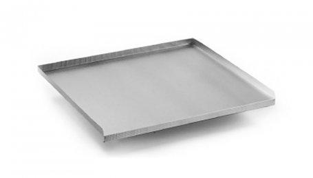 Алюминиевый поддон в шкаф под раковину 800 мм