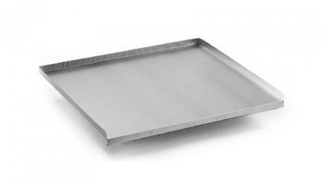 Алюминиевый поддон в шкаф под раковину 900 мм