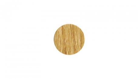 Заглушка-самоклейка, Дуб натуральный 14 мм