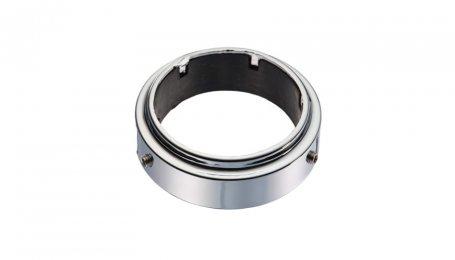 Крепежное кольцо для трубы 50 мм, хром