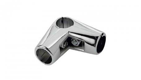 Соединитель для трех труб, угловой