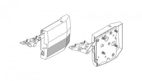 Подъёмник для откидных дверей выс. до 600 мм, Kinvaro T-65