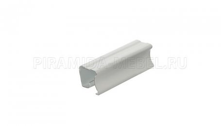 Профиль вертикальный Lux, 4 мм, Белый