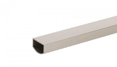 Профиль для ручки 3000 мм, никель