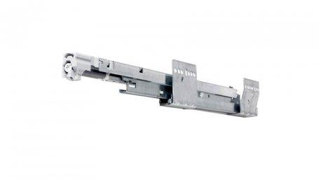 Направляющие Nova Pro с амортизатором Soft-close, 500 мм, 70 кг