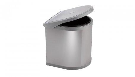 Ведро для мусора под мойку, нерж. сталь