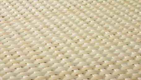 Плита с ротанговым покрытием №9 Ваниль