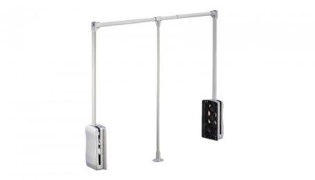Лифт-пантограф, алюминий, 600-830 мм
