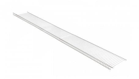 Полка сотовая 230x3000 мм, белый