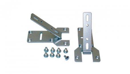 Комплект креплений фасада для рамы TLT060VG в угловой шкаф 45°
