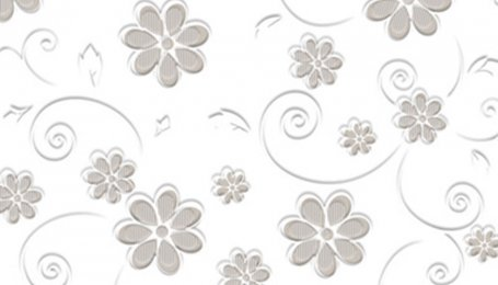 Стекло окрашенное с узором Цветы кашемир