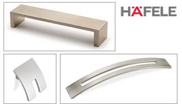 Мебельные ручки Häfele
